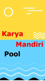 karya mandiri pool